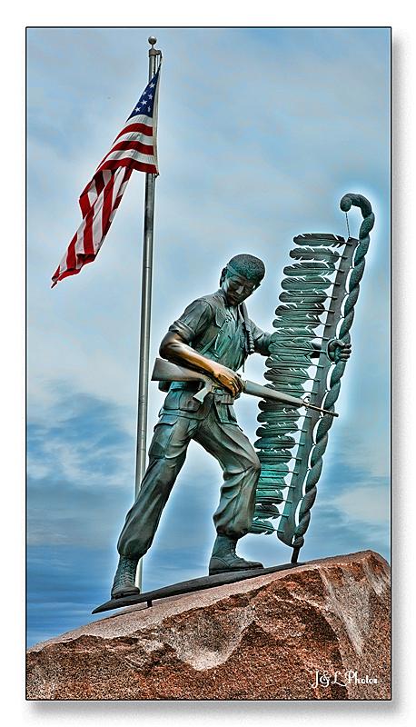 Veterans Memorial A Photo Journey